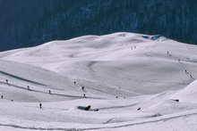 Ski Écrins Alpinisme - Montée à la Blanche